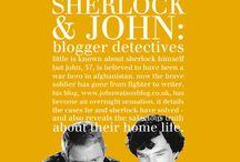 Sherlock. / by Paisley Heckman