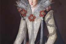 Elizabethan Costume / by Charles Batte