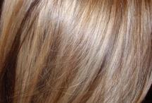 My hairstyles! / by Kari Helm