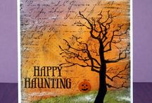 cards - halloween / by Janette Nelson