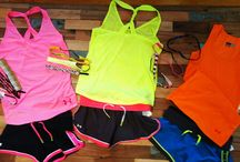 Workout clothes  / by Valerie Taylor
