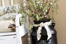 country decor / by Susan Bloom
