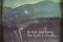Mother Earth / by Iina V
