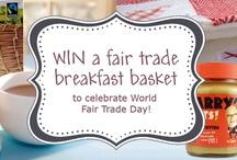 Win a Fair Trade Breakfast Basket / by Myakka Ltd