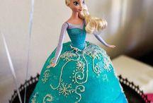 Madelynn's Frozen party / by Marissa Centilli-Boyd