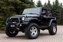 Jeeps! / by Terri West