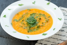 Soups and Salads / by Lauren @Breathe Deeply and Smile