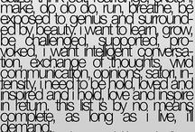 Dear life / by Kim Stewart