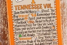 I give my all to Tennessee today / by Amanda Koch