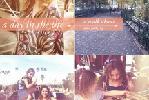 A DAY IN THE LIFE / by Josie Maran Cosmetics