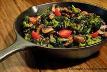 Vegan Stir Fry + Chinese Recipes / by Ecolissa