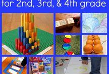 Grade 3 teaching ideas / by Latisha Lynch