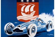 Racing poster / by BURLINGTONS Emporium