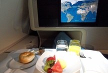 Airplane Food / by Johnny Jet