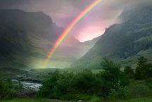 Over the Rainbow / by Pamela Targan