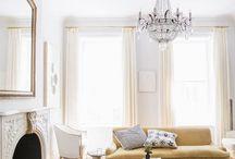 New living room / by Elaine Calvert