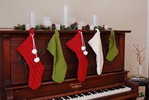 Christmas / by Janey Shaffer