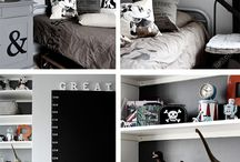 Brothers bedroom re-design / by Lanea Florence