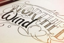 Typography<3 / by Iben Djuraas