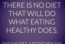 Smart People Don't Diet / by Dr. Charlotte Markey