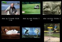 Disc Golf / by Paul Wilson