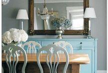 Dining Room Ideas / by Jenny Trimborn