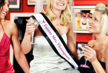 Bachelorette Party!!! / Raising Hell Before The Wedding Bells! / by Kayla Biles
