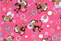 pink/purple/teal cuddle quilt ideas / by Tammi Orazem