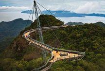 Bridges  / by Rebecca Spraggins