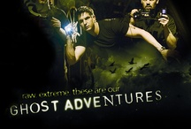 Ghost Adventures / by Nikki Basil