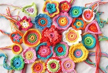 Crochet, knitting and craft / Crochet is a wonderful art form that allows one the opportunity to express yourself freely.  Only your imagination or lack thereof will limit you with this art form / by Anisa Du Plessis