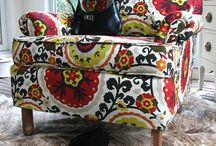 Upholstery / by Jana Lubert