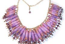 hand made beads / by Lynda Ayers Dexter