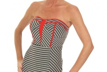 Fun Spring And Summer Dresses / by Christy Conn