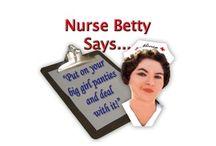 Nursing stuff / by Sharon Ambrose