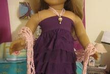 dolls / by Nancy Potter