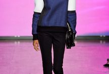 Fall 2013 - Runway (New York, London, Milan, Paris) / by Robin Fisher