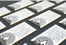 Business cards / by Upward Creative