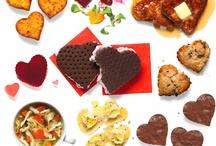 Heart-Shaped Foods! / Romance HQ has become slightly obsessed with heart-shaped foods! Everything tastes better when heart-shaped! / by Mills & Boon
