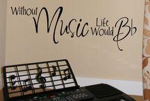 Mimi's Piano Room* / by Mirca Thomas