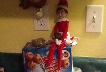 Any Elf On the shelf!!! / by Michele Swiney