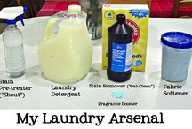 Homemade Household Products / by Ronica Moore