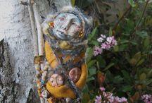 Wicca- Spirit dolls / by Sam Scott
