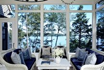 Outdoor Living Paradise / by The Blissful Bee