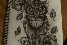 owlLOVE / by Jill