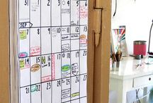 planner / by Andreia N