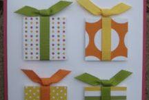 paper crafts / by Cheryl