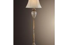 Home Decor - Floor Lamps / by Lbc Lighting