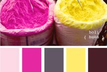holi: celebration of colors / by Debbie   The Spotted Olive