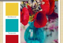 Color Inspiration / Color inspiration for all things pretty! / by Everything Etsy